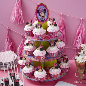 Wilton Sweet Minnie Mouse Cupcakes